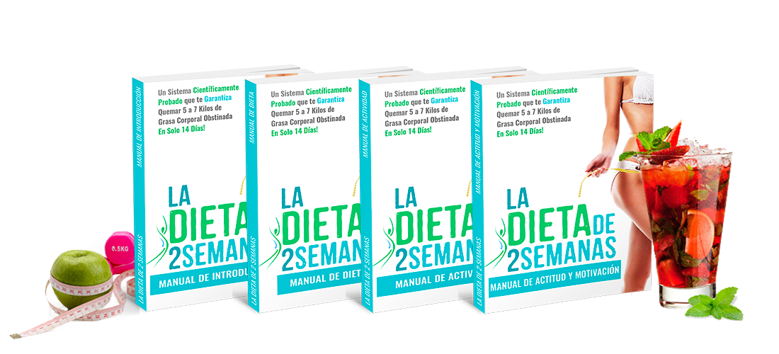 The 2 Week Diet Books